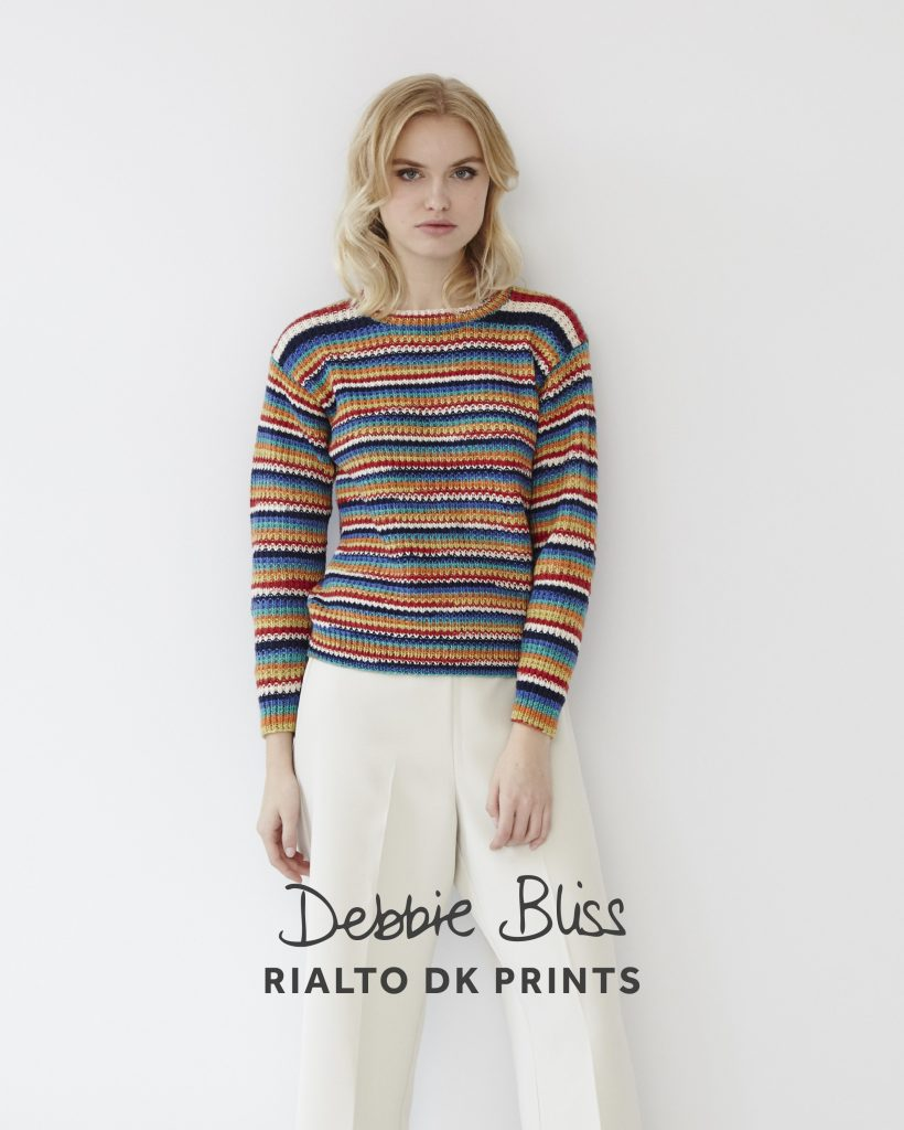 DB068_Striped_Ribbed_Sweater.indd