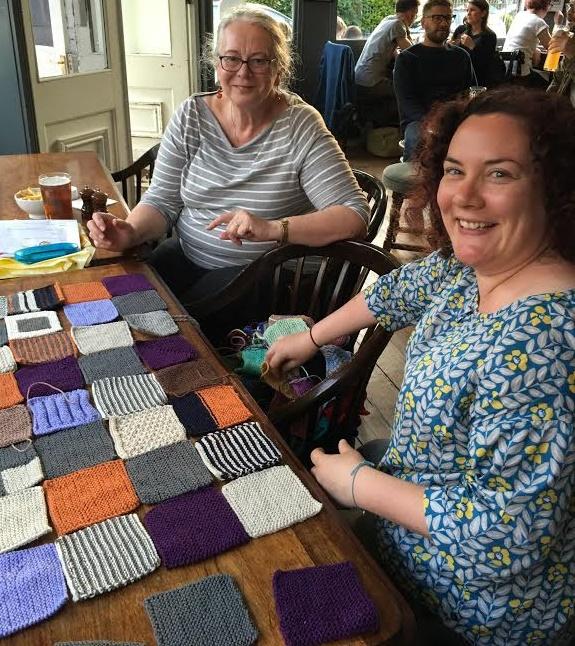 Debbie Bliss Calais Blankets
