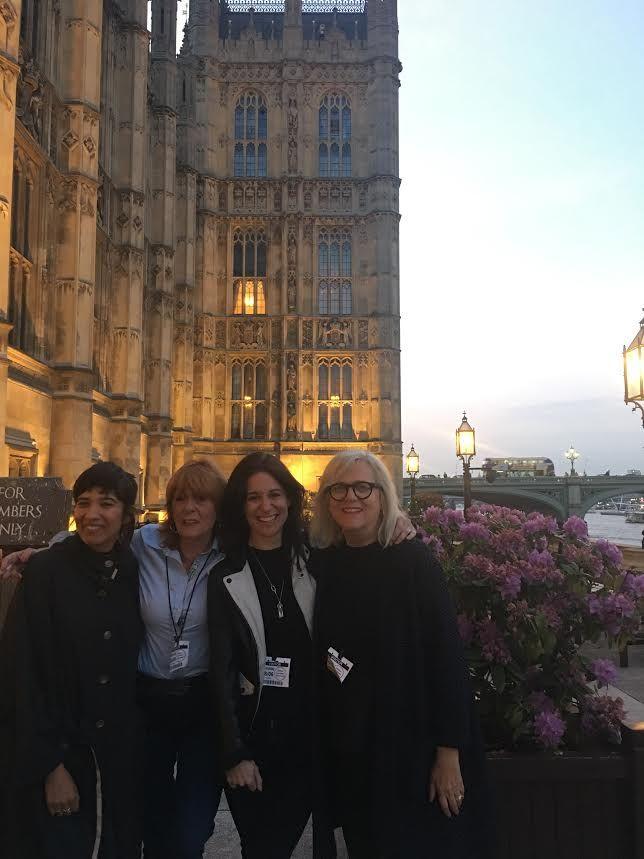 Debbie Bliss Houses of Parliament